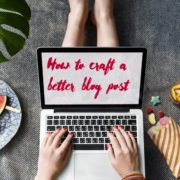 The Better Blogging Template - How to Craft a Better Blog Post
