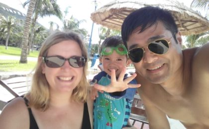 The Digital Nomad Family | Sandra Muller Copywriter