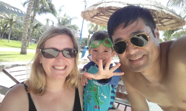 The Digital Nomad Family