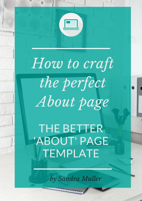 Create The Perfect About Page Template A Stepbystep Guide To - About page template