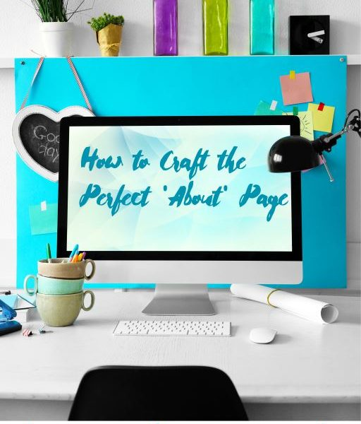How to craft the perfect About page: a Template
