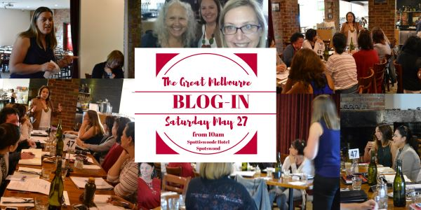 The Great Melbourne Blog-in on Saturday May 27 2017