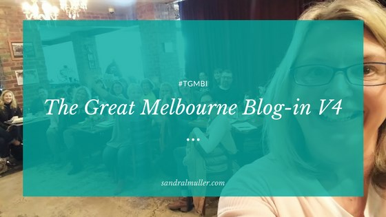 The Great Melbourne Blog-in V4