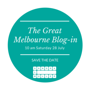 Sign up for notifications about the next Great Melbourne Blog In