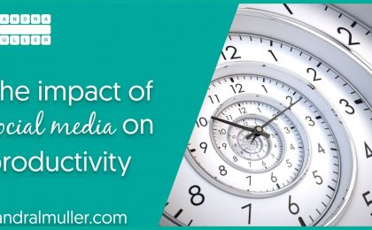 The impact of social media on productivity