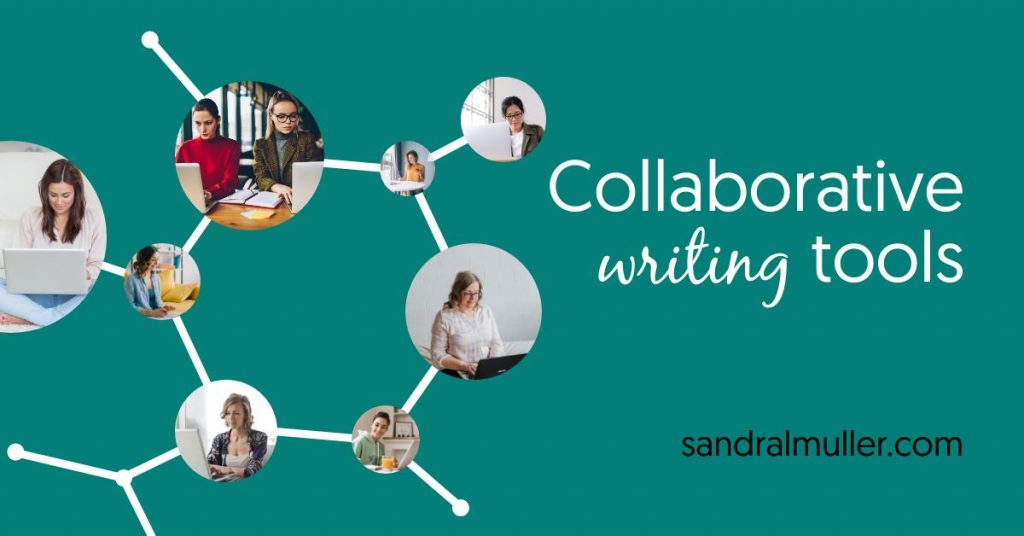 Collaborative writing tools for copywriters