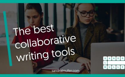 The Best Collaborative Writing Tools