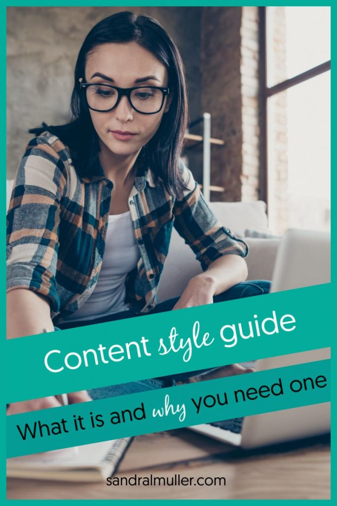 Copywriting style guide