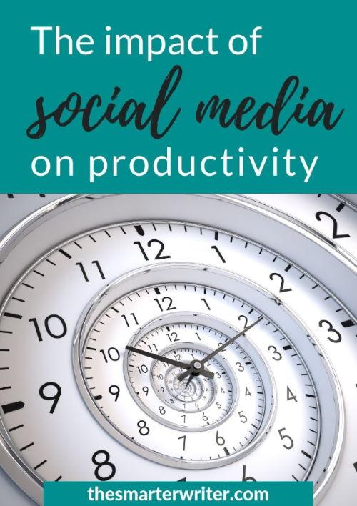 Social media and productivity